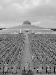 Dhammakaya Ordination