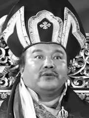 Dzogchen Khenpo Choga Rinpoche