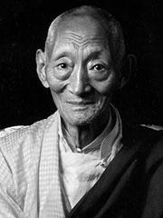 Kyabje Dorje Chang Kalu Rinpoche