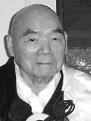 Kyozan Joshu Sasaki