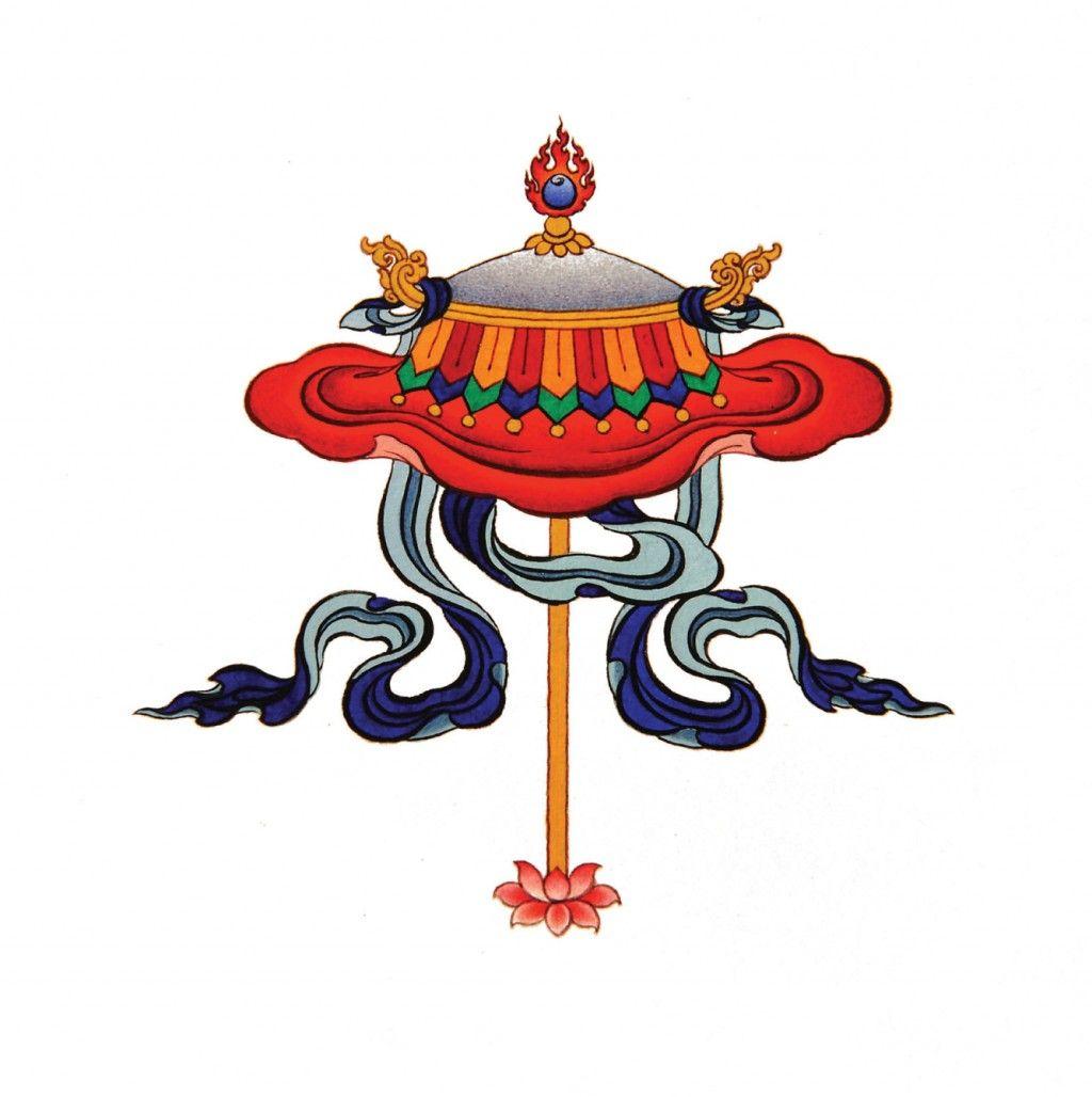 Parasol Buddhist Symbol