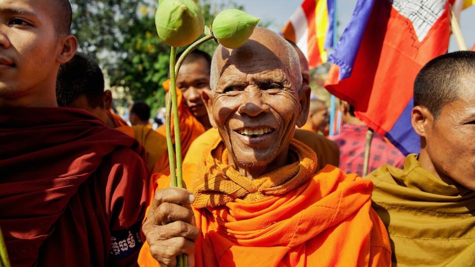 Buddhists Peace