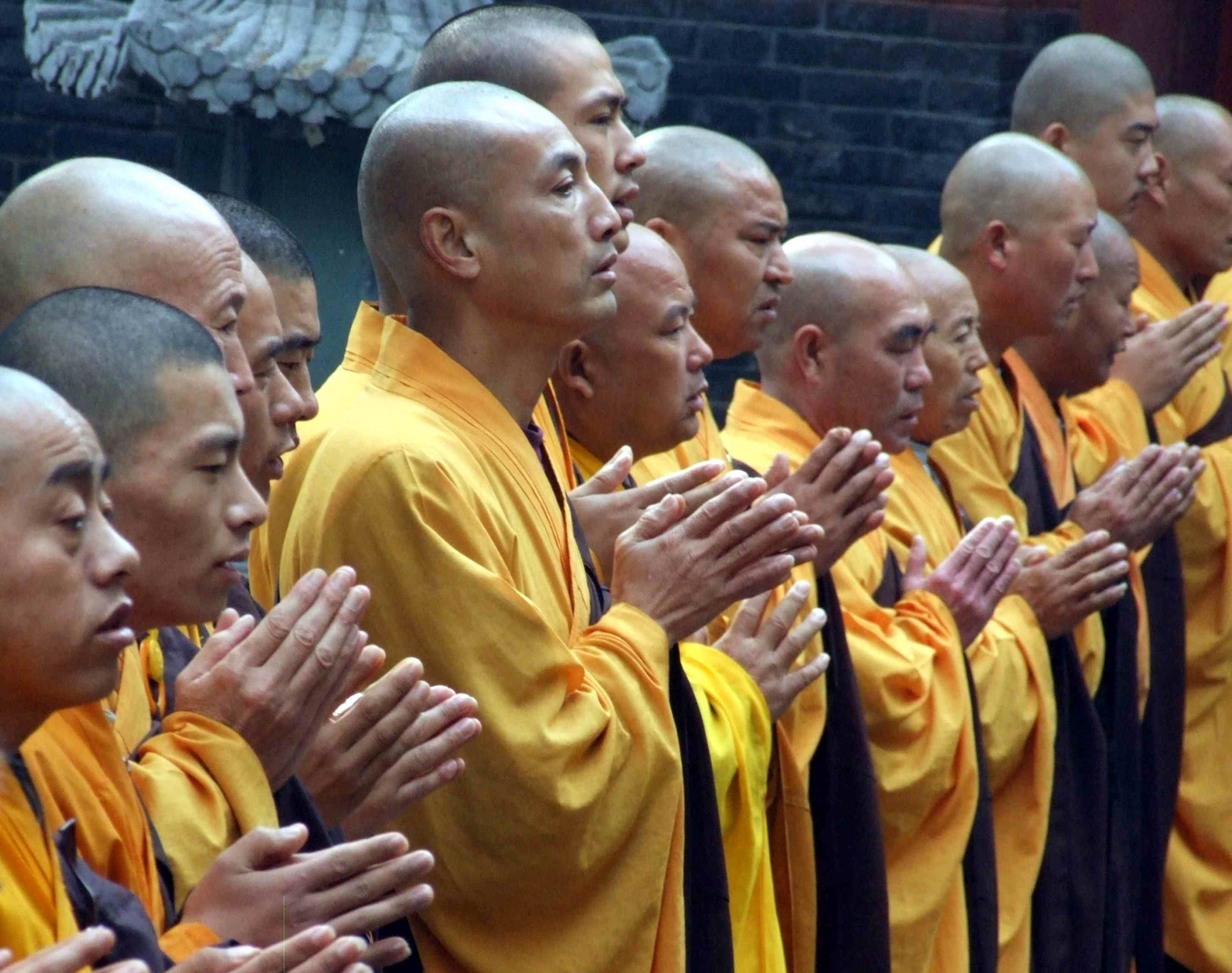Buddhists traditions