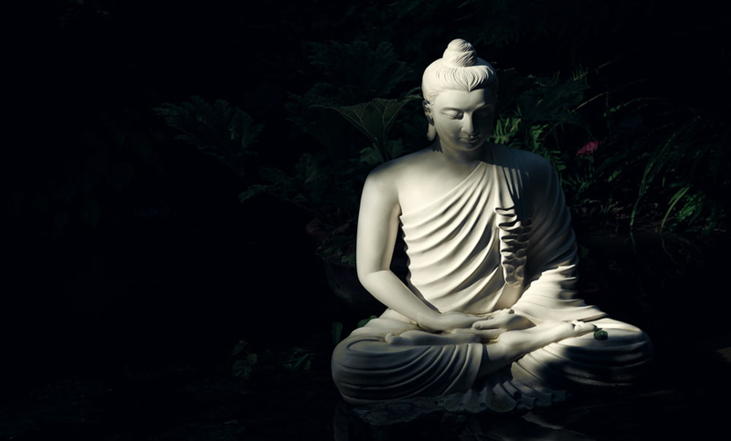 middle way Buddhism