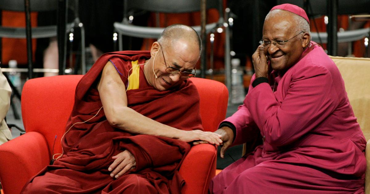 Dalai Lama and Archbishop