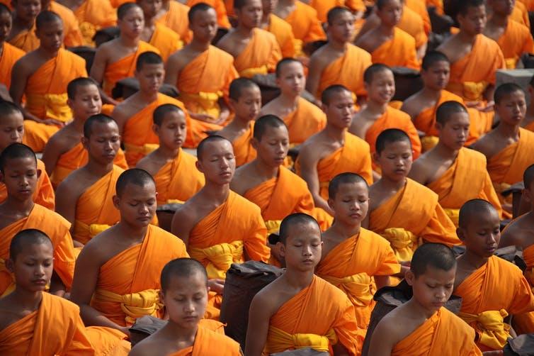 Buddhists Himalayan