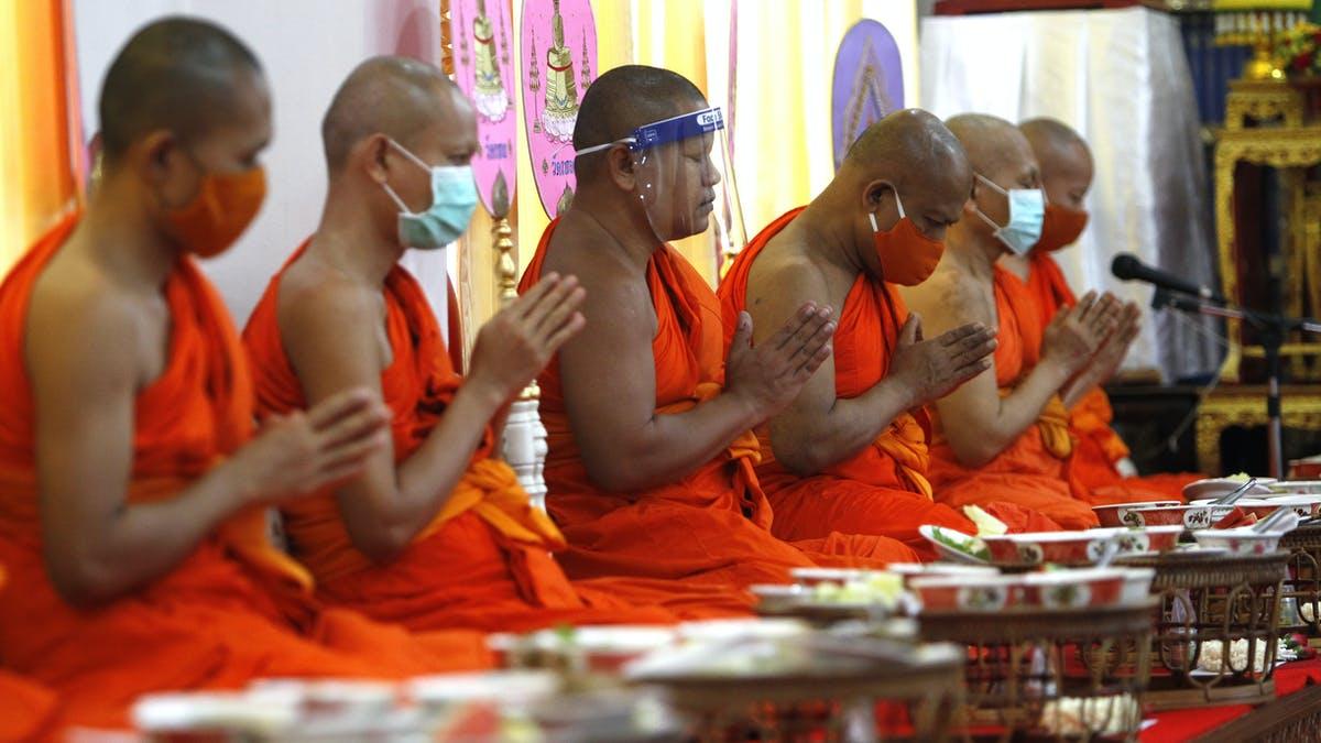 Buddhists Covid