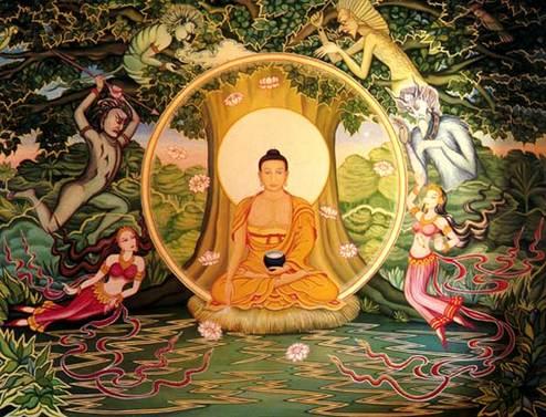 Maya Buddha