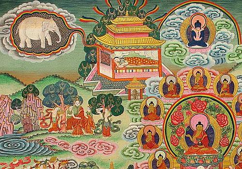 Buddhism Maya