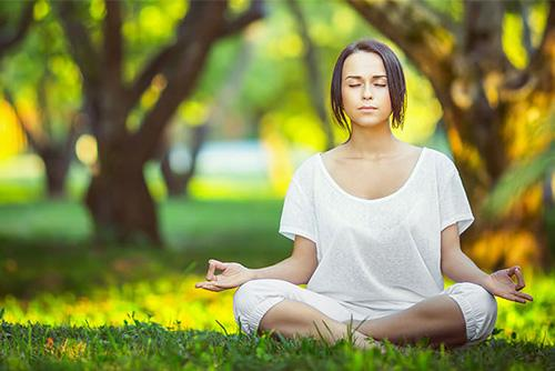 Chakra Meditation On Nature