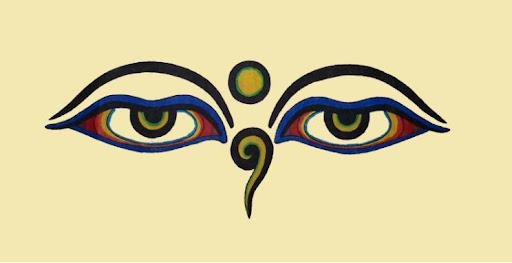 The Buddha's Eyes