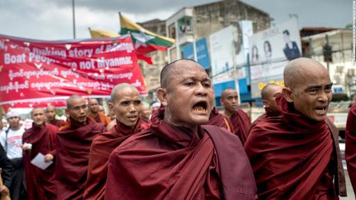 Buddhists Politics